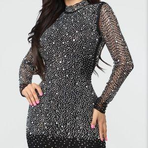 Fashion Nova Mini Dress New **